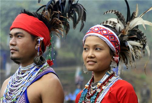 People of Meghalaya