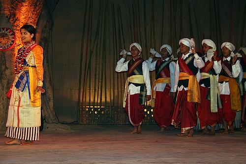 Dances of Meghalaya