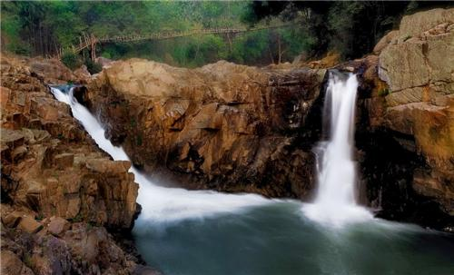 Tourist places in Meghalaya