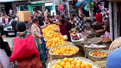 Markets in Shillong