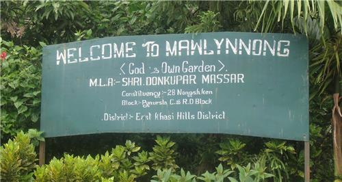 Visit to Mawlynnong Village