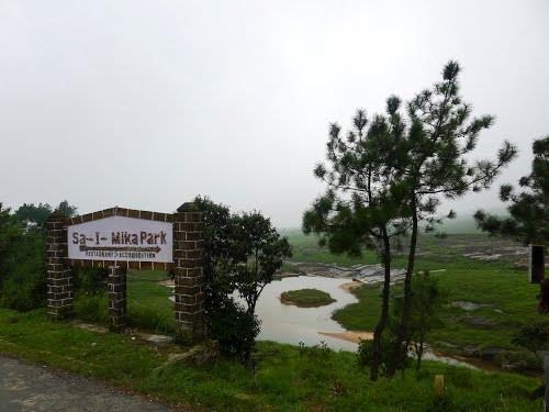 Parks in Meghalaya