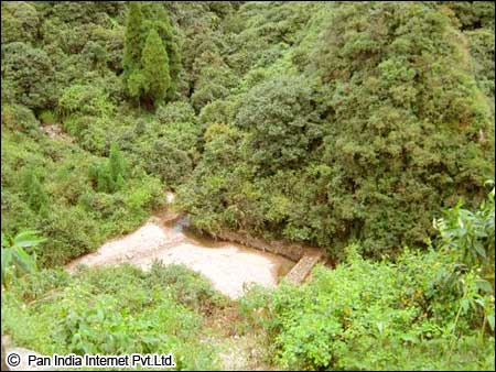 Cremation ground of the King, Cherrapunjee, Meghalaya