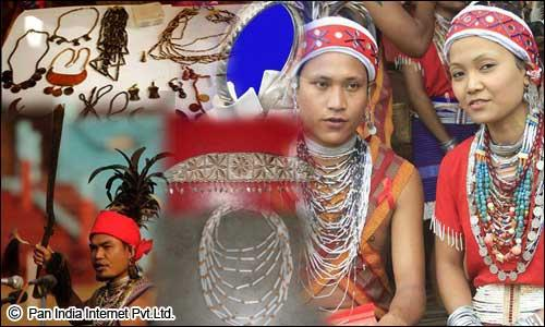 Dress Codes of Tura, Meghalaya