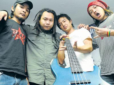 Bands of Mizoram