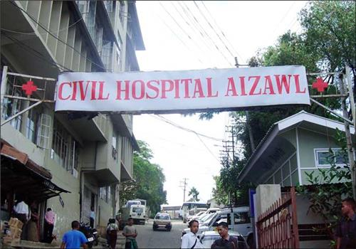 Government Hospitals in Mizoram