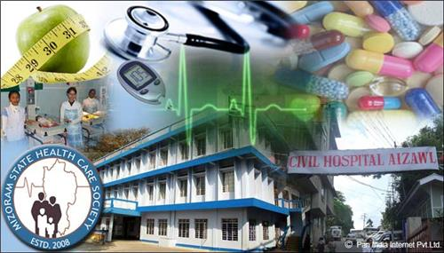 Healthcare Facilities in Mizoram