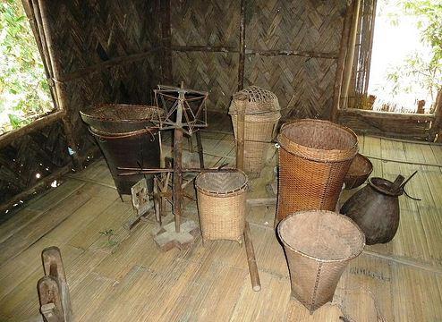 arts and crafts in mizoram