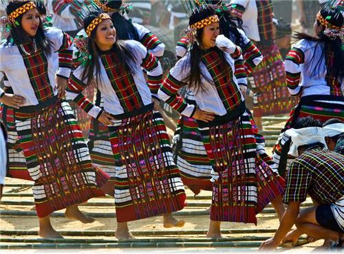 dance in mizo