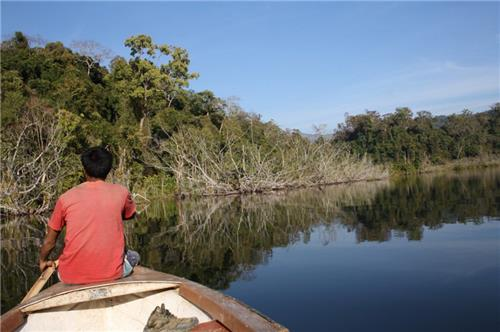 Boating in Mizoram
