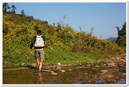 Trekking in Mizoram