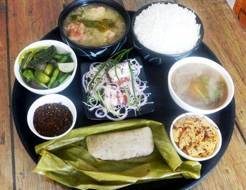 Mizoram Cuisine