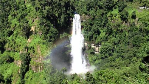 Waterfalls in Mizoram