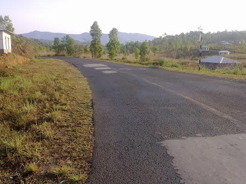 National Highways in Mizoram