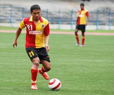 Footballers of Mizoram
