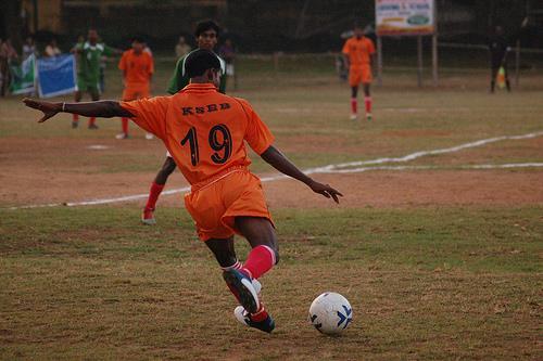 Football Players Madhya Pradesh