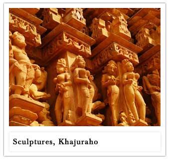 Famous destinations in Madhya Pradesh