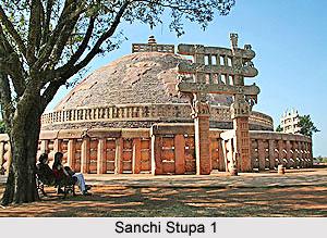 Historical monuments in Madhya Pradesh