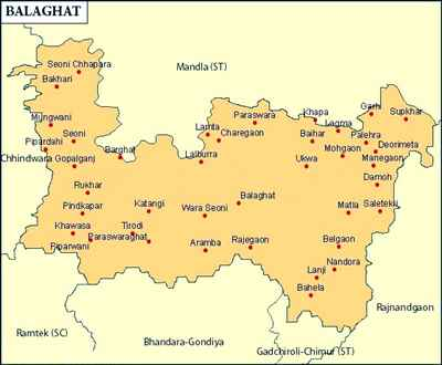 Geography of Balaghat