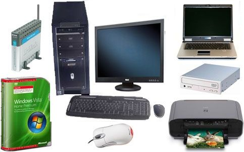 Computer Showrooms in Katni