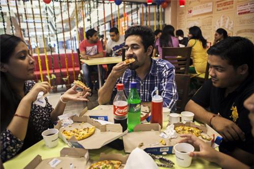 Fast Food Culture in Katni