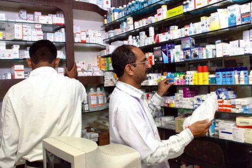 Chemist Shops in Morena