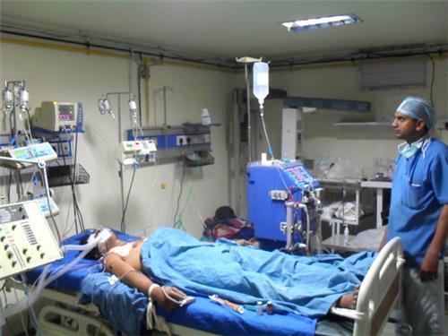 Healthcare in Morena