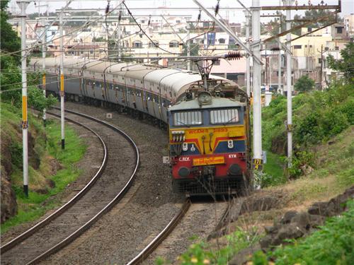 Railways in Rewa