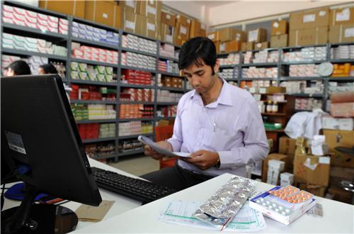 Pharmaceutical Stores in Rewa