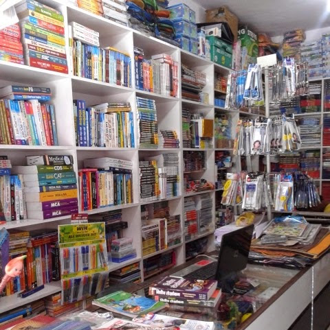 Book Depots in Satna