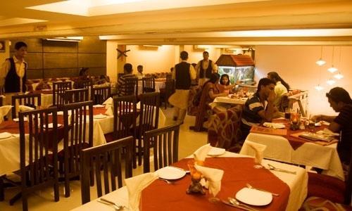 Restaurants in Satna