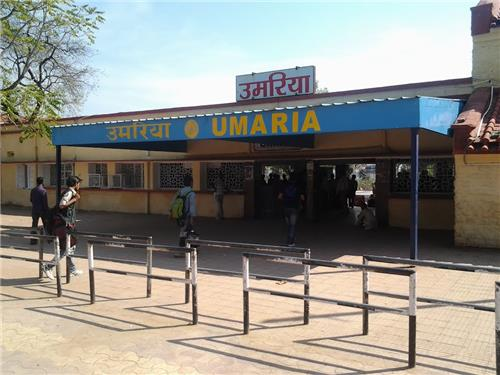 Transportation in Umaria