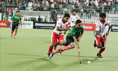 Famous Sports in Madhya Pradesh