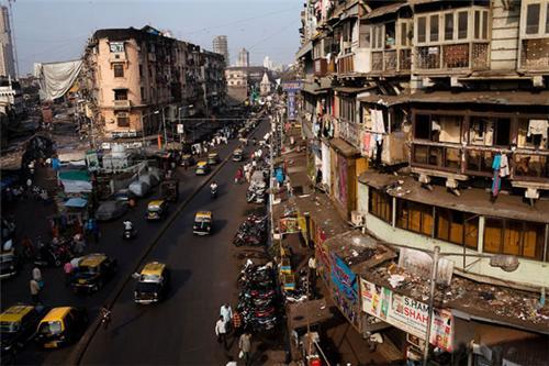 Chawls in Mumbai