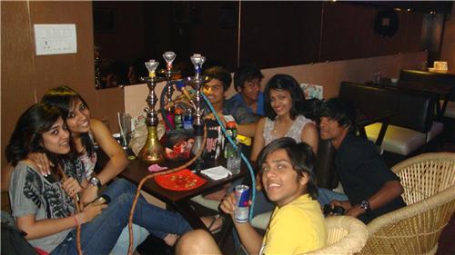 Hookah Bar in Mumbai