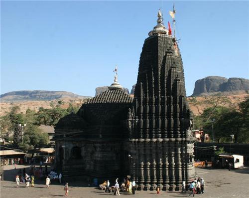 Trimbakeshwar Temple in Mumbai