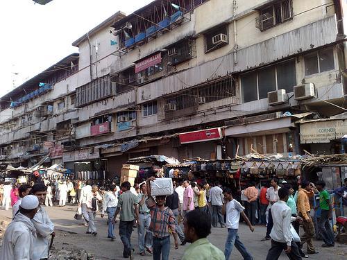 Manish Market in Mumbai