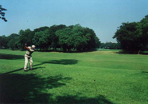 Golf in Mumbai