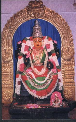 Bhuvaneswari Mandir