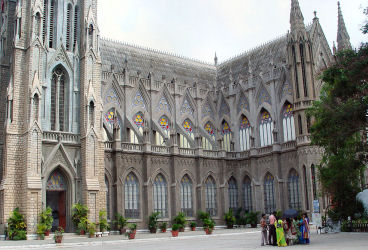 St Philomena's Church Mysore