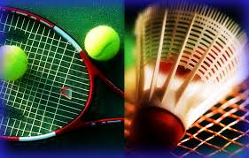 Badminton and Tennis in Mysore