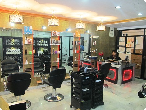 Beauty center Mysore