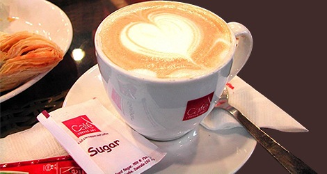 Cafe Coffee Day in Mysore