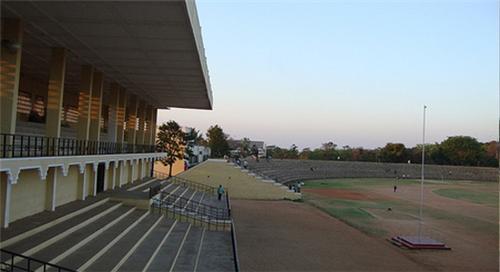 Chamundi Vihar Stadium in Mysore