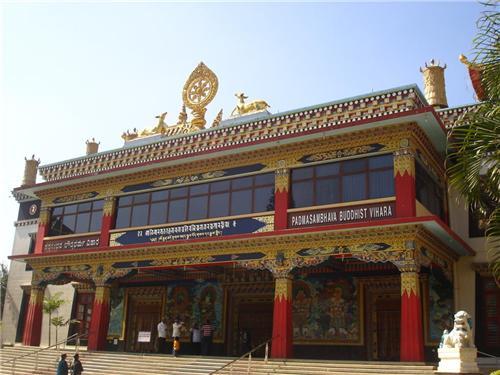Golden Temple Mysore
