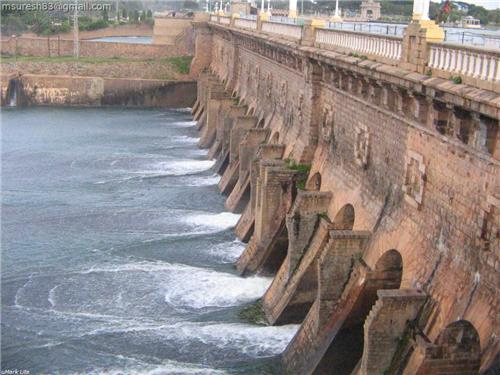 Dams and Canals in Mysore