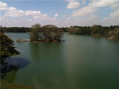 Lakes in Mysore