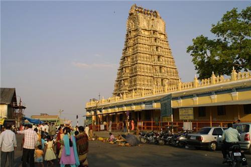 Lakshminarayan Swami Temple Mysore