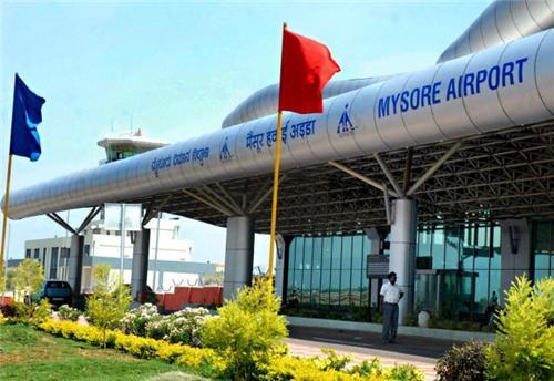 Mandakalli Airport Mysore