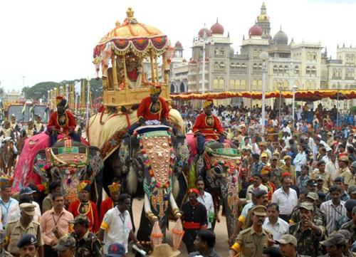 Culture in Mysore